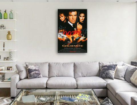 Goldeneye Discount Movie Art Prints