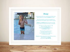 Buy Unconditional A Bespoke Canvas Print