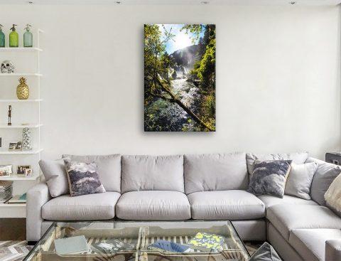 Cheap Waterfalls in the Jiuzhaigou ll Prints AU