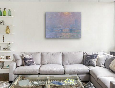 Charing Cross Classic Art For Sale AU