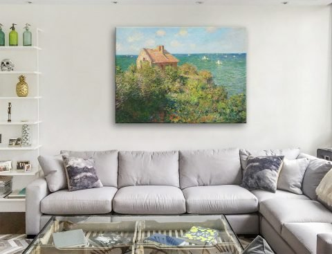 Buy The Fisherman's House at Varengeville Artwork
