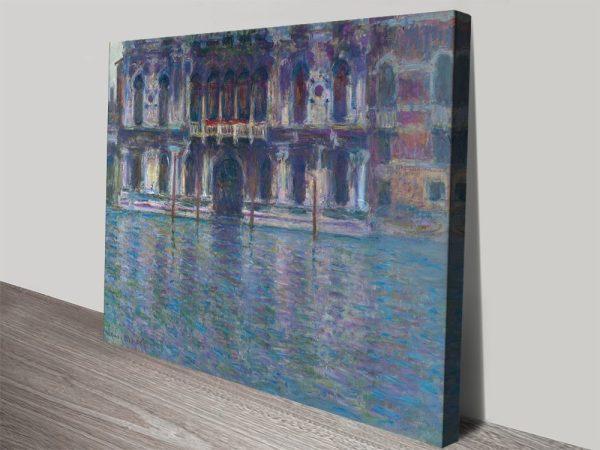 Buy The Palazzo Contarini Cheap Monet Art
