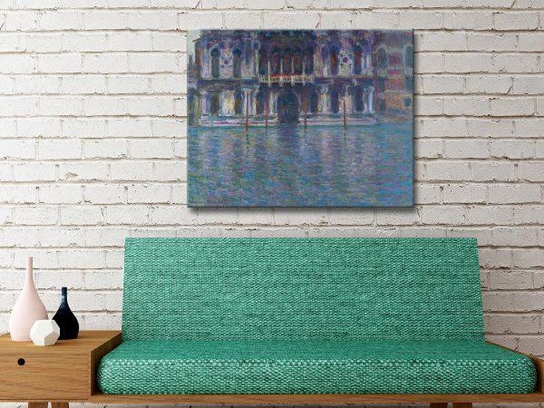 Buy The Palazzo Contarini Cheap Artwork