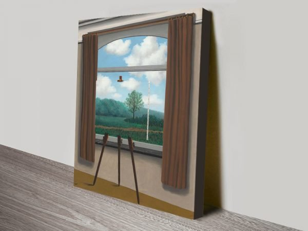 The Human Condition by Magritte Wall Art Prints