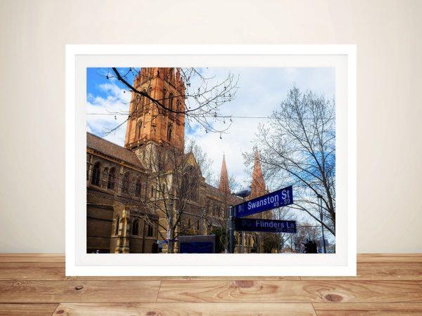 Buy Swanston Street Noel Buttler Wall Art