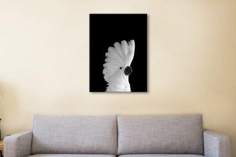 White Cockatoo Wall Art Buy The Perfect Gift AU