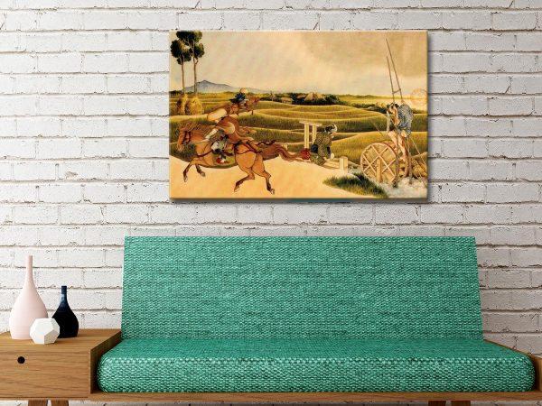 Buy Samurai Riding on Horses Gift Ideas Online