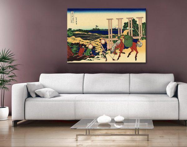 Buy Senju Cheap Landscape Canvas Art AU