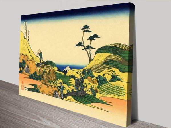 Buy Shimomeguro Unique Japanese Artwork
