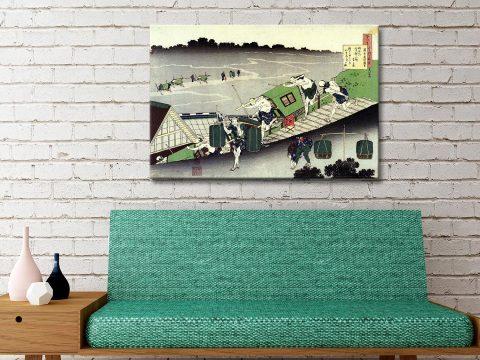Buy Hokusai Wall Art Great Gift Ideas Australia