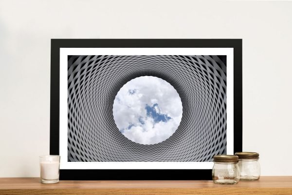 Abstract Architecture Intriguing Framed Prints