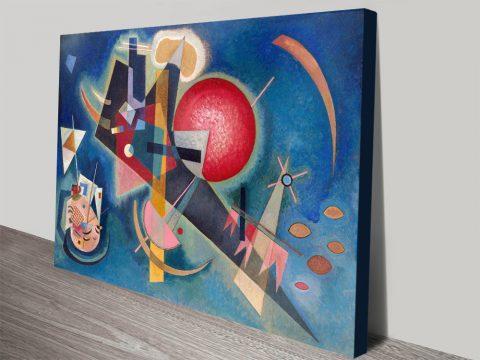 Buy Im Blau Kandinsky Artwork Great Gifts AU