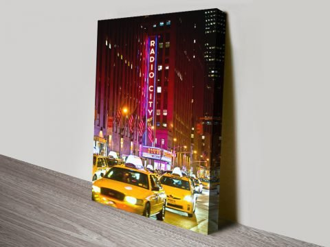 Buy Prints Featuring NYC by Philippe Hugonnard