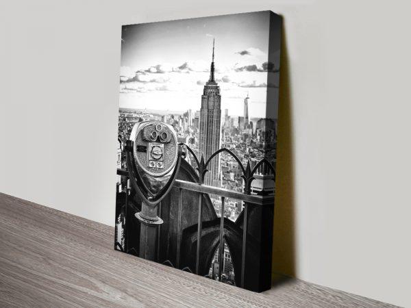Buy a Print of Observatoire Deck Cheap Online