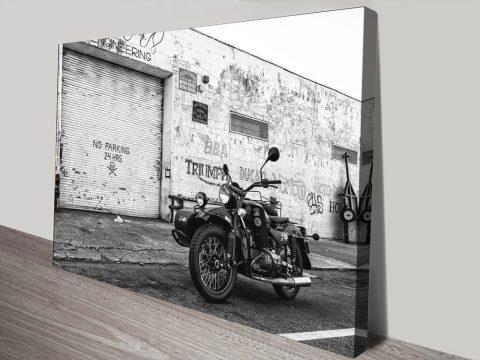 Buy Affordable Black & White Brooklyn Art AU
