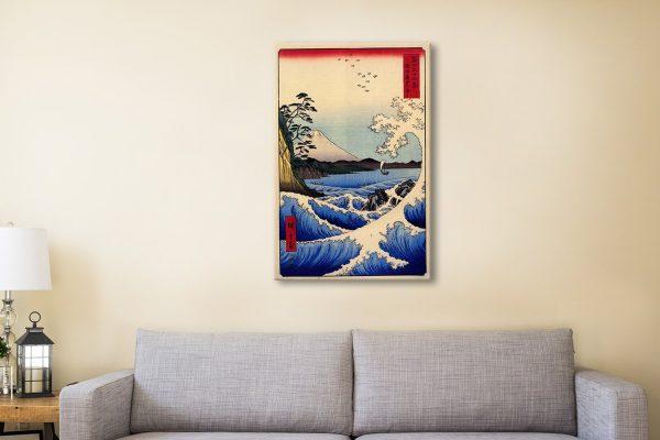 Buy 36 Views of Mount Fujiyama Art Gift Ideas AU