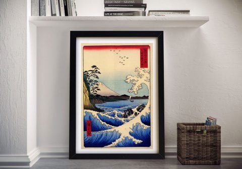 Buy 36 Views of Mount Fujiyama by Hiroshige