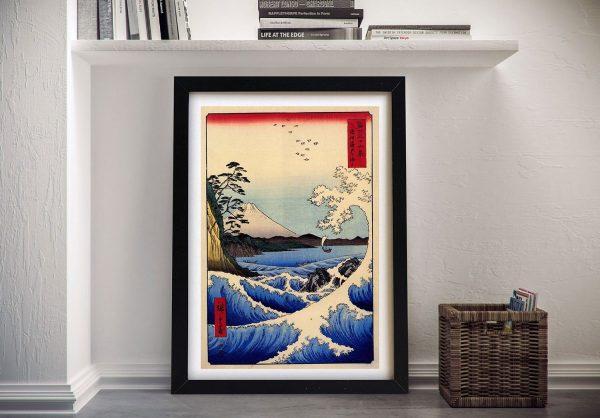Buy 36 Views of Mount Fujiyama by Hiroshige