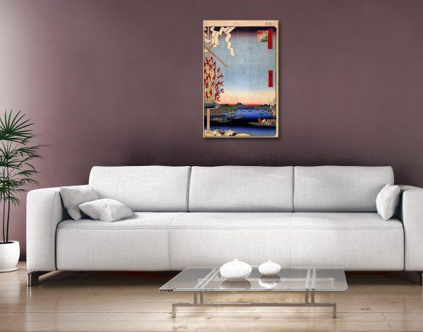 Buy Asakusa River Wall Art Great Gift Ideas AU
