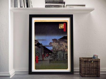Buy Dawn Inside the Yoshiwara Japanese Art