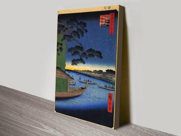 Buy Pine of Success Cheap Hiroshige Art AU