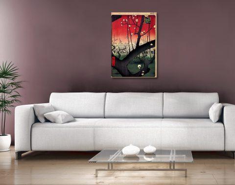 Buy Plum Estate Cheap Canvas Wall Art Online