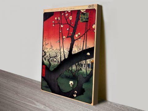 Buy Plum Estate-Kameido Japanese Art AU