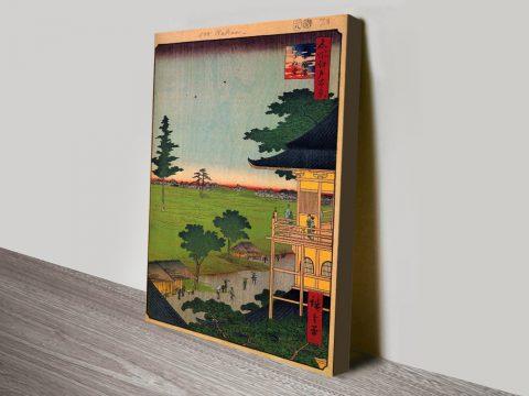 Buy Raken Temple Cheap Japanese Art AU