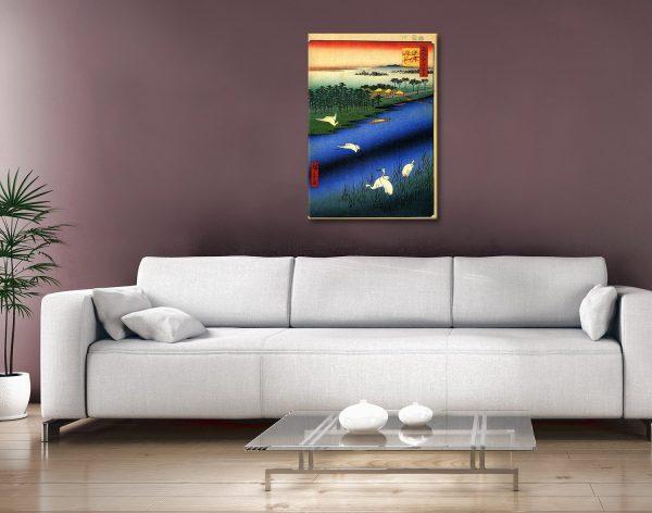 Buy a Sakasai Ferry Canvas Print Gift Ideas AU