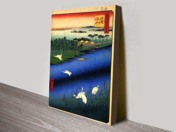 Buy Sakasai Ferry Cheap Japanese Art Prints AU