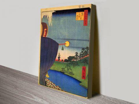Buy Cheap Japanese Wall Art Sanno Festival Online