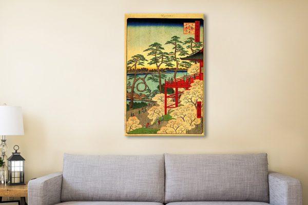 Buy Shinobazu Pond Artwork Unique Gifts AU