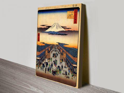 Buy Suraga Cho Canvas Art Unique Gift Ideas AU
