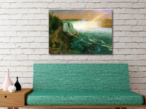 Buy Niagara Falls Bierstadt Gift Ideas Online