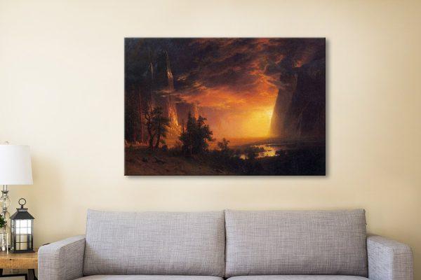 Buy Sunrise in Yosemite Valley Amazing Gifts AU