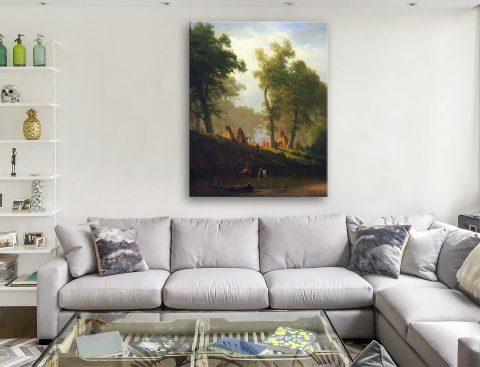 Buy Wolf River Kansas Amazing Landscape Art AU