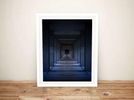 Buy Architectural Columns Canvas Artwork