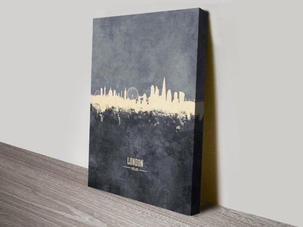 Buy London City Wall Art Amazing Gift Ideas AU