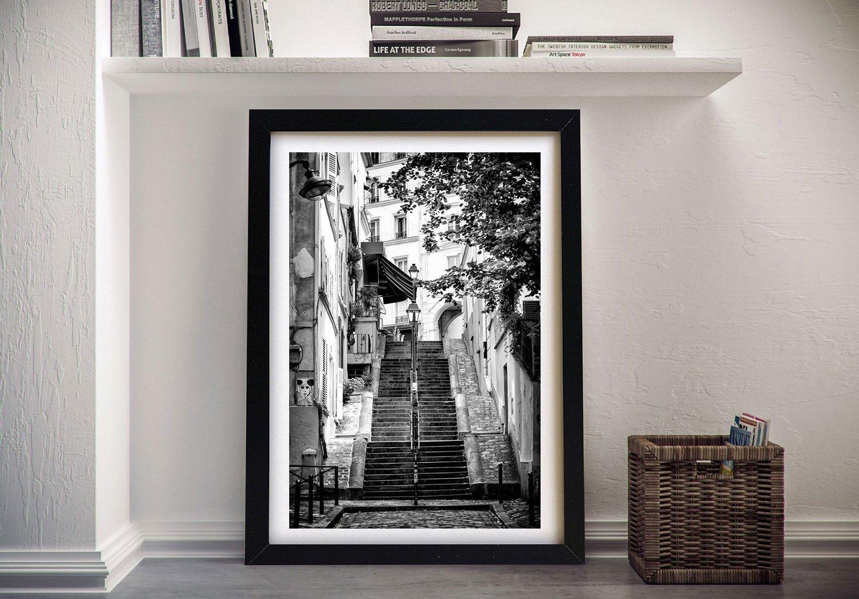 Buy Paris Focus - Montmartre Canvas Wall Art