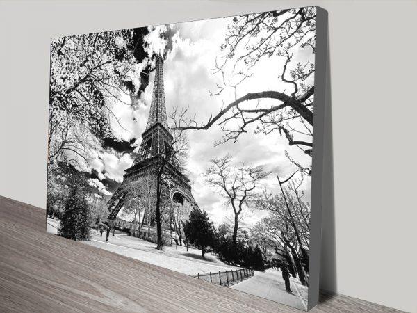 Buy a Print of The Eiffel Tower Cheap Prints AU
