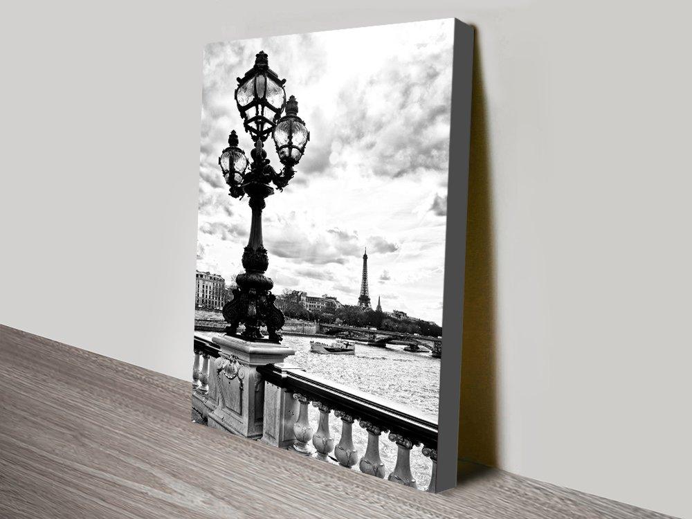 Buy Paris So Romantic Cheap Canvas Prints AU