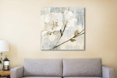 Buy a Floral Print of Elegance l Cheap Art AU