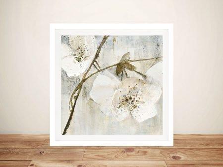 Buy a Framed Canvas Print of Elegance Il