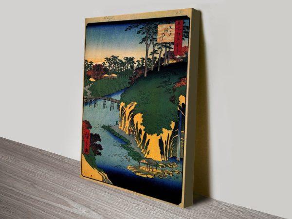Buy Takinogawa Japanese Art Cheap Online