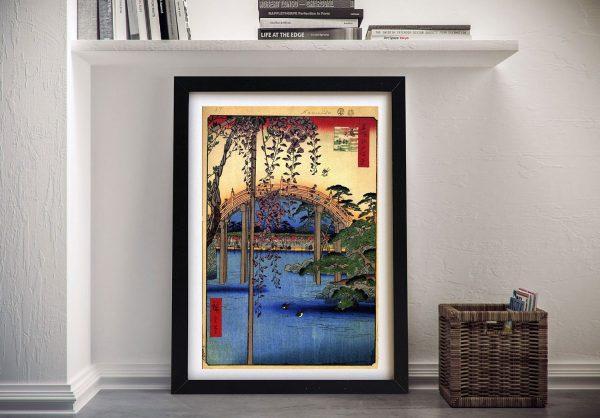 Buy a Japanese Wall Art Print of Tenjin Shrine