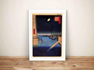 The Art of Utagawa Hiroshige