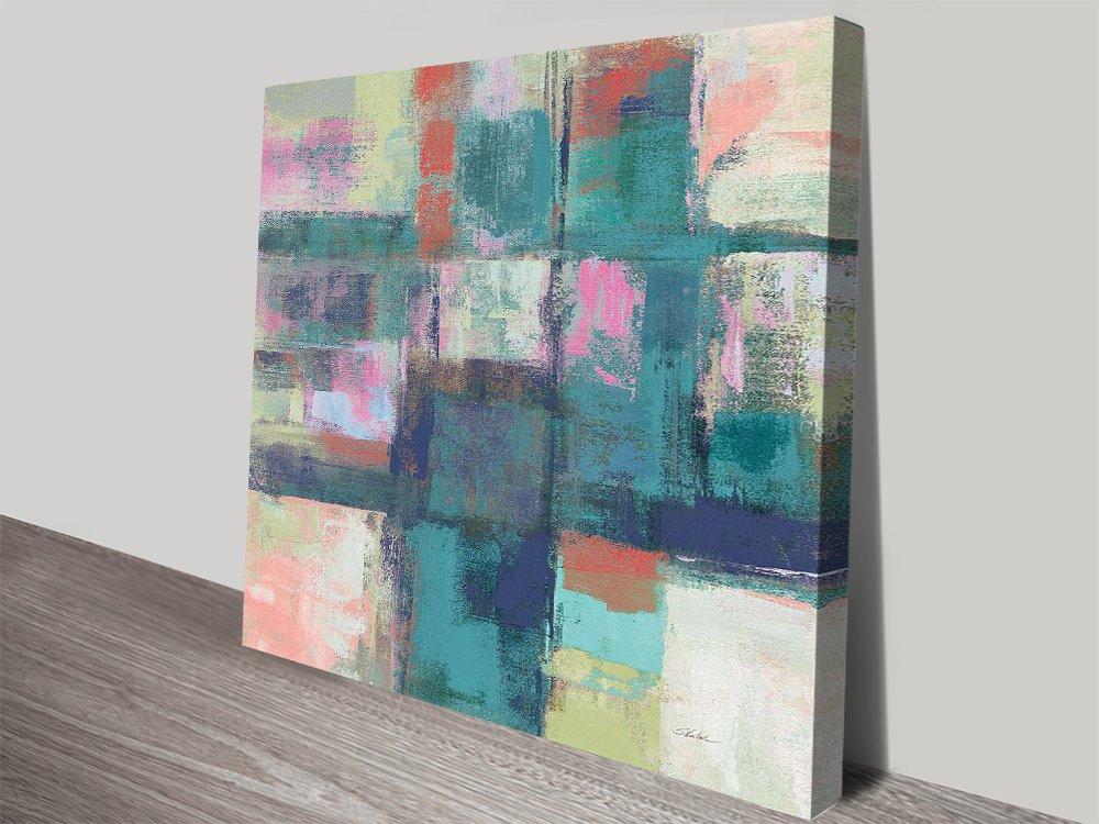 Buy a Canvas Print of Island Hues l Gift Ideas AU