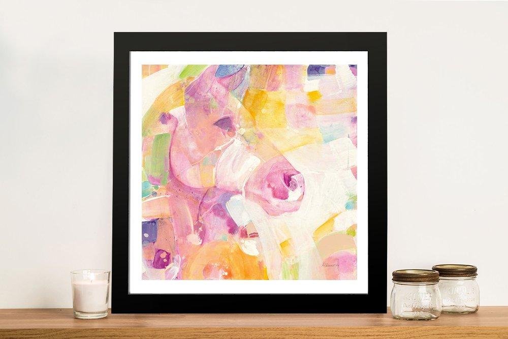 Buy Kaleidoscope Horse I Wall Art Cheap Art AU