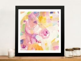 Buy an Abstract Print of Kaleidoscope Horse I