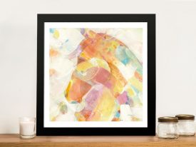 Buy Kaleidoscope Horse II Art by Albena Hristova